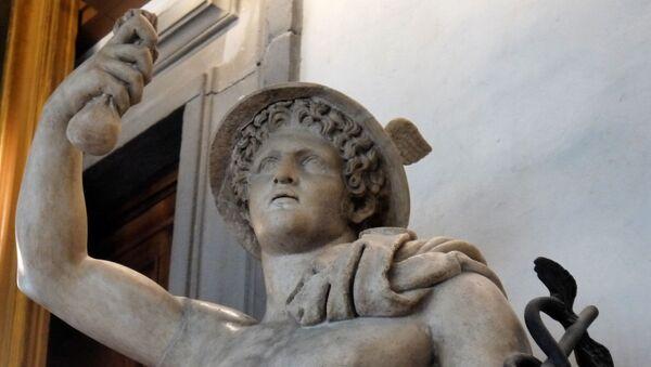 El dios de la mitología griega Hermes - Sputnik Mundo