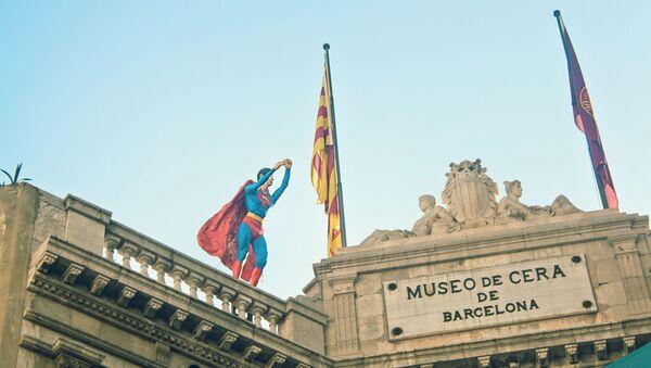 Museo de Cera de Barcelona - Sputnik Mundo