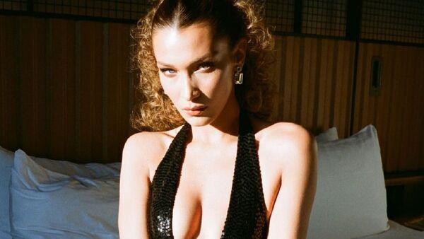 La modelo estadounidense Bella Hadid - Sputnik Mundo