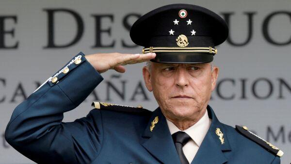 Salvador Cienfuegos, exsecretario de Defensa de México - Sputnik Mundo
