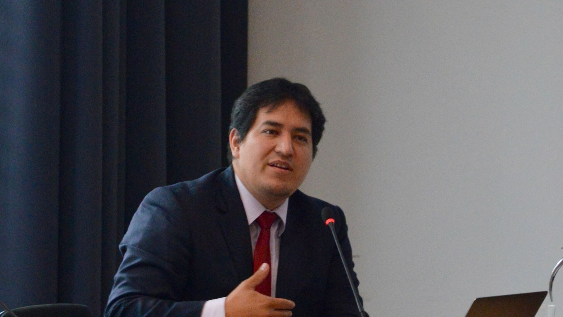 Andrés Arauz, el candidato a presidente de Ecuador - Sputnik Mundo, 1920, 30.03.2021
