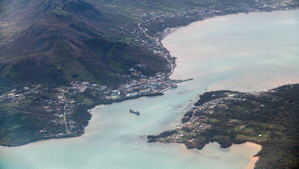 La isla colombiana de Providencia - Sputnik Mundo