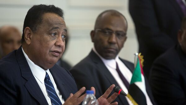 Ibrahim Ghandour, exministro de Exteriores sudanés - Sputnik Mundo