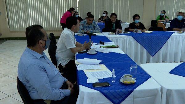 Comisión de Producción, Economía y Presupuesto de la Asamblea Nacional de Nicaragua - Sputnik Mundo