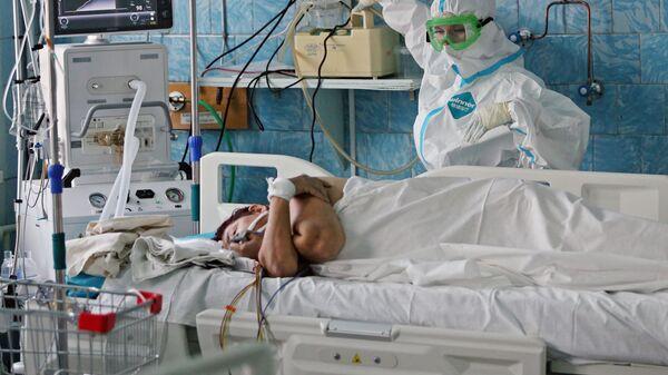 Coronavirus en Rusia - Sputnik Mundo
