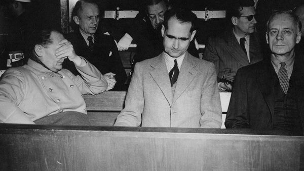 El Proceso de Núremberg: los principales criminales del siglo XX fueron condenados hace 75 años - Sputnik Mundo