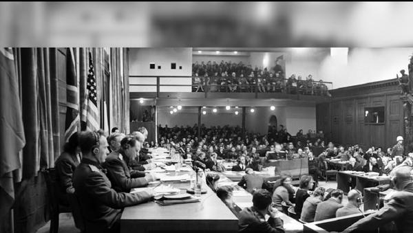 Las lecciones de Núremberg: Hoy en día no hay ningún jefe de Estado que pueda escapar de la condena - Sputnik Mundo