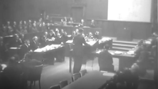 Se cumplen 75 años del Proceso de Núremberg, los juicios que cambiaron el mundo - Sputnik Mundo