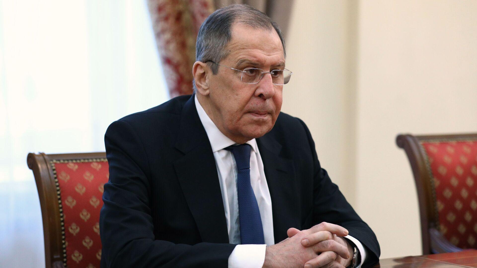La visita oficial del ministro de Exteriores ruso, Serguéi Lavrov, a Ereván - Sputnik Mundo, 1920, 02.03.2021