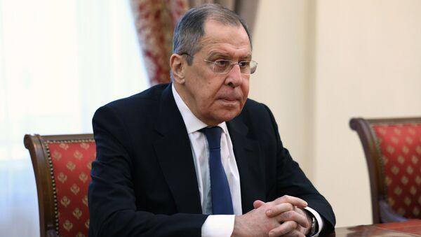 La visita oficial del ministro de Exteriores ruso, Serguéi Lavrov, a Ereván - Sputnik Mundo
