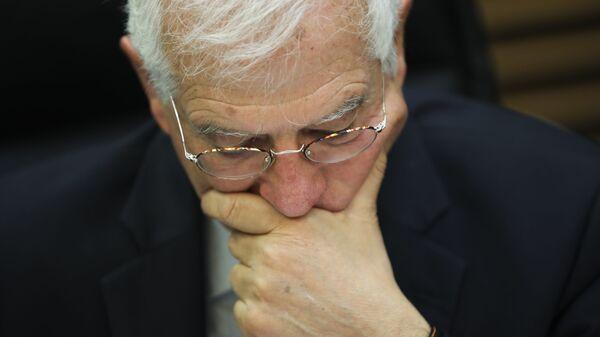 Josep Borrel, alto representante de la UE para Asuntos Exteriores y Política de Seguridad (archivo) - Sputnik Mundo