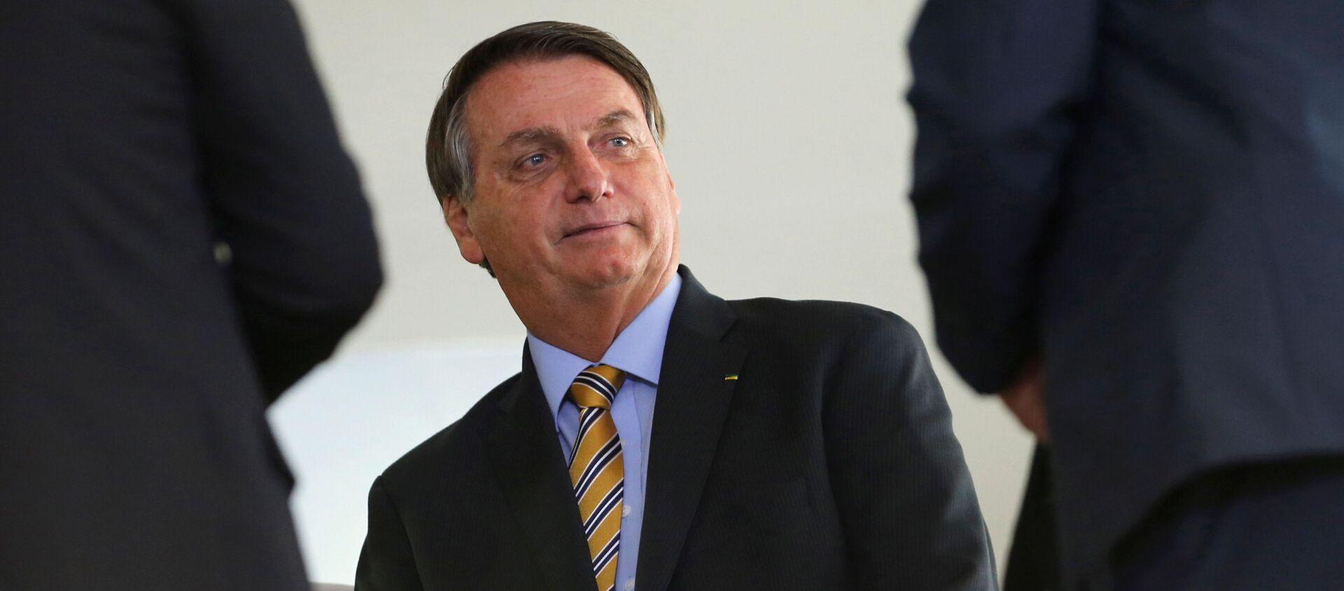 Jair Bolsonaro, presidente de Brasil - Sputnik Mundo, 1920, 16.12.2020