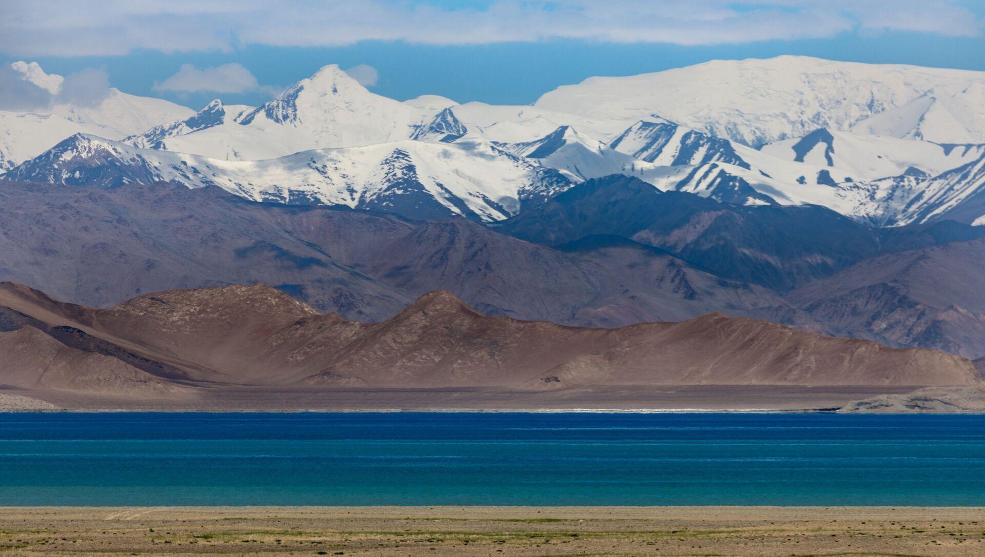 Cordillera del Pamir, Tayikistán - Sputnik Mundo, 1920, 22.11.2020