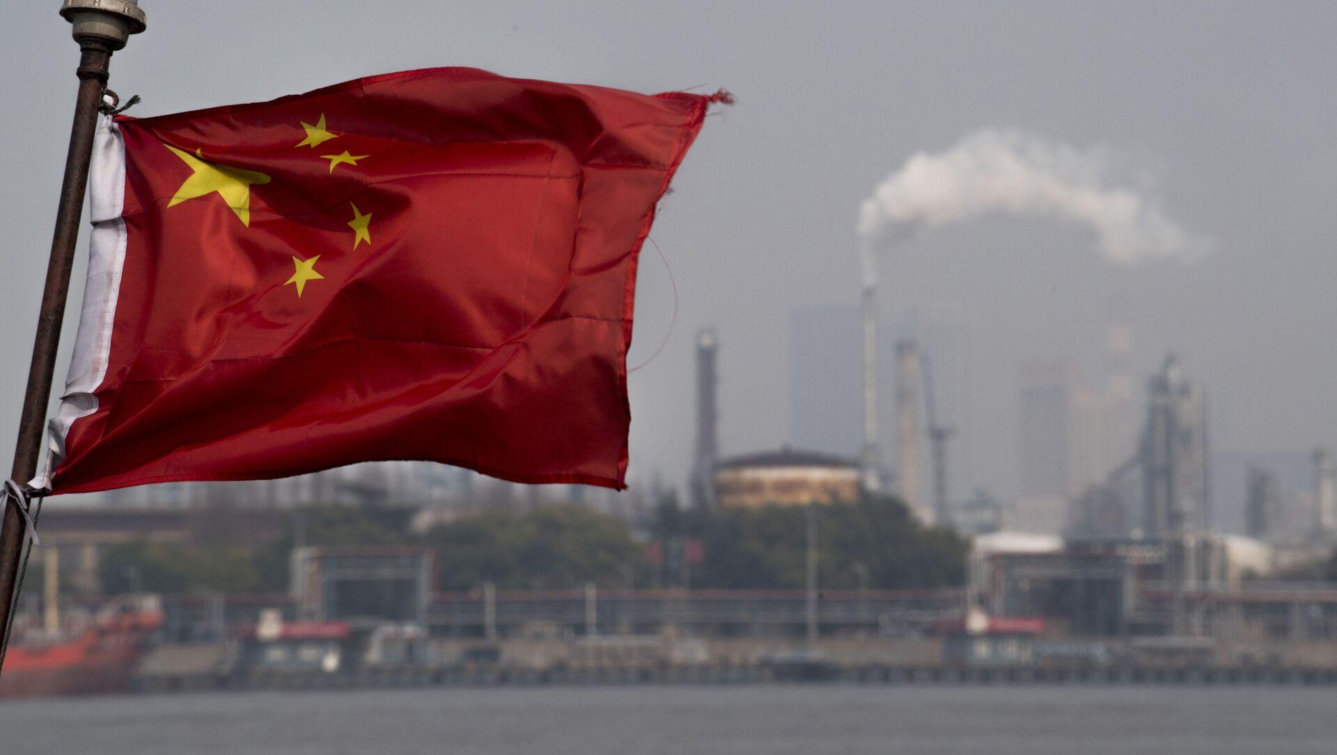Unas intalaciones de refinería de petróleo en China - Sputnik Mundo, 1920, 09.12.2020
