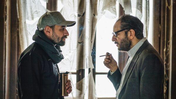 El actor de la serie egipcia de Netflix Ahmed Amin - Sputnik Mundo