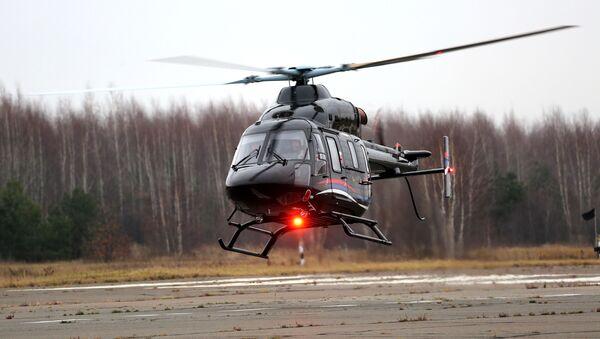 El helicóptero multipropósito ligero Ansat - Sputnik Mundo