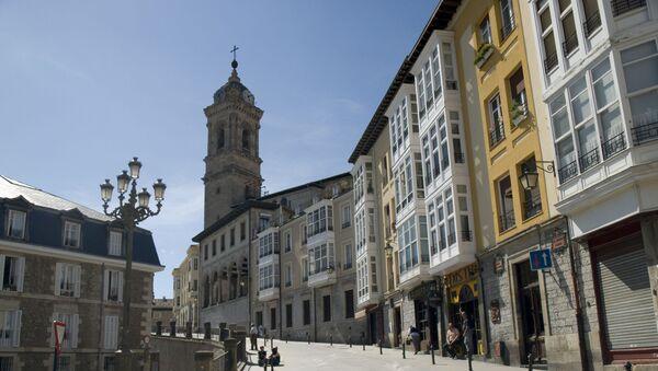 Vitoria-Gasteiz (España) - Sputnik Mundo