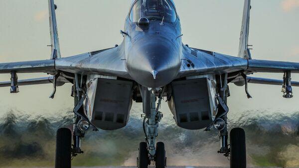 Un caza MiG-29 - Sputnik Mundo