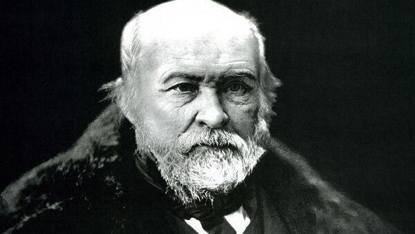 Nikolái Pirogov, prominente científico, médico y pedagogo ruso - Sputnik Mundo