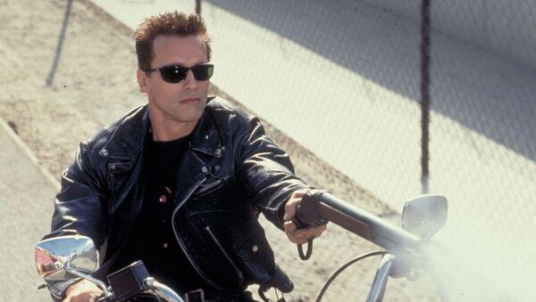 Una escena de la película Terminator 2 - Sputnik Mundo
