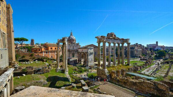 Foro Romano en Roma, Italia - Sputnik Mundo