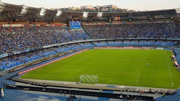 San Paolo, el estadio del Nápoles - Sputnik Mundo