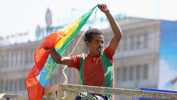 Protestas en en la región de Tigray, Etiopía - Sputnik Mundo
