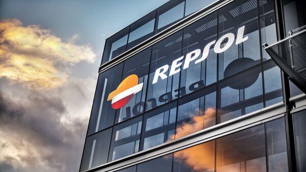 Sede Repsol - Sputnik Mundo