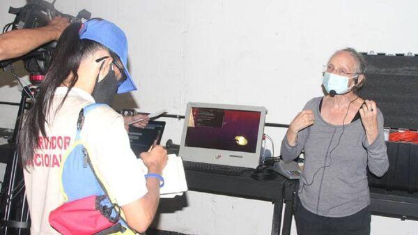 Auditoría de las máquinas de votación para las elecciones parlamentarias de Venezuela - Sputnik Mundo