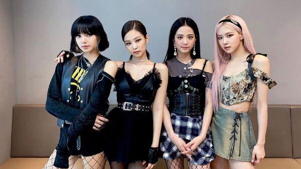 BLACKPINK, grupo de k-pop - Sputnik Mundo