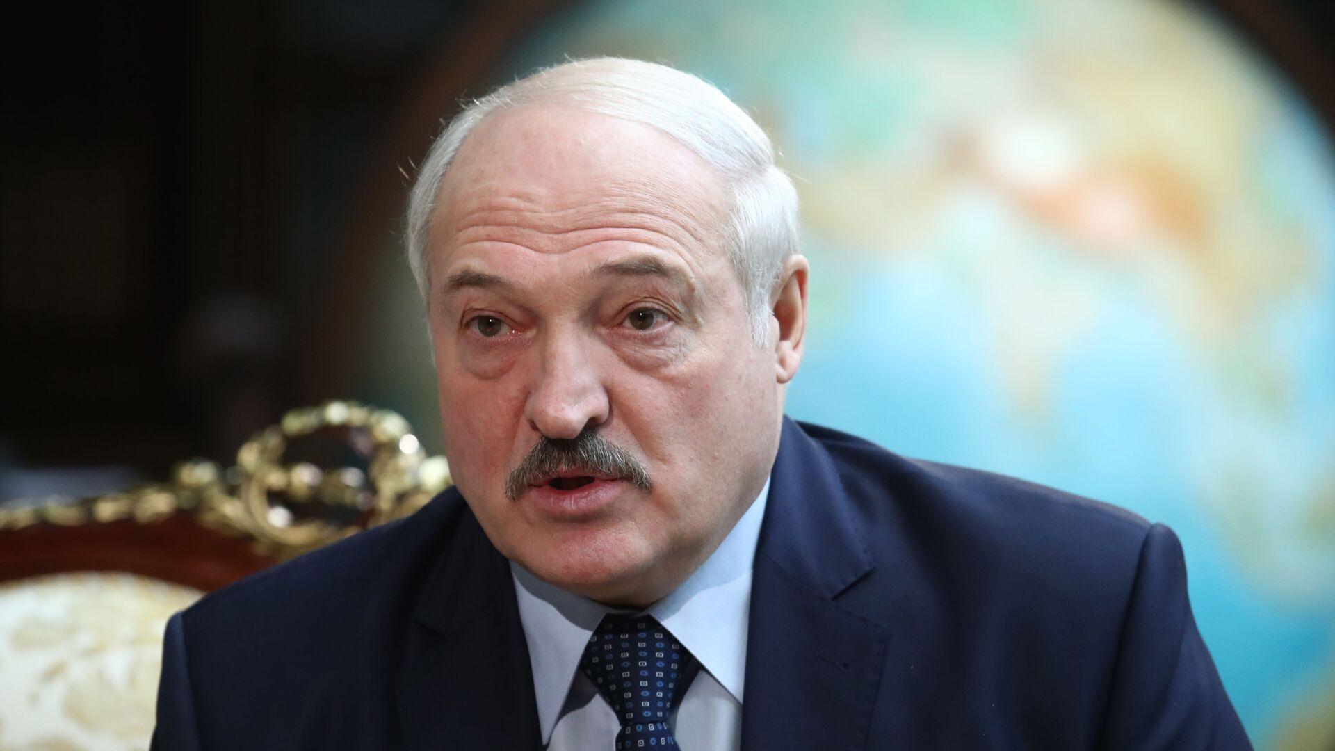 Alexandr Lukashenko, presidente de Bielorrusia  - Sputnik Mundo, 1920, 06.07.2021