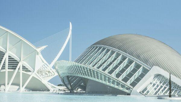 Ciudad de las Artes y las Ciencias en España - Sputnik Mundo