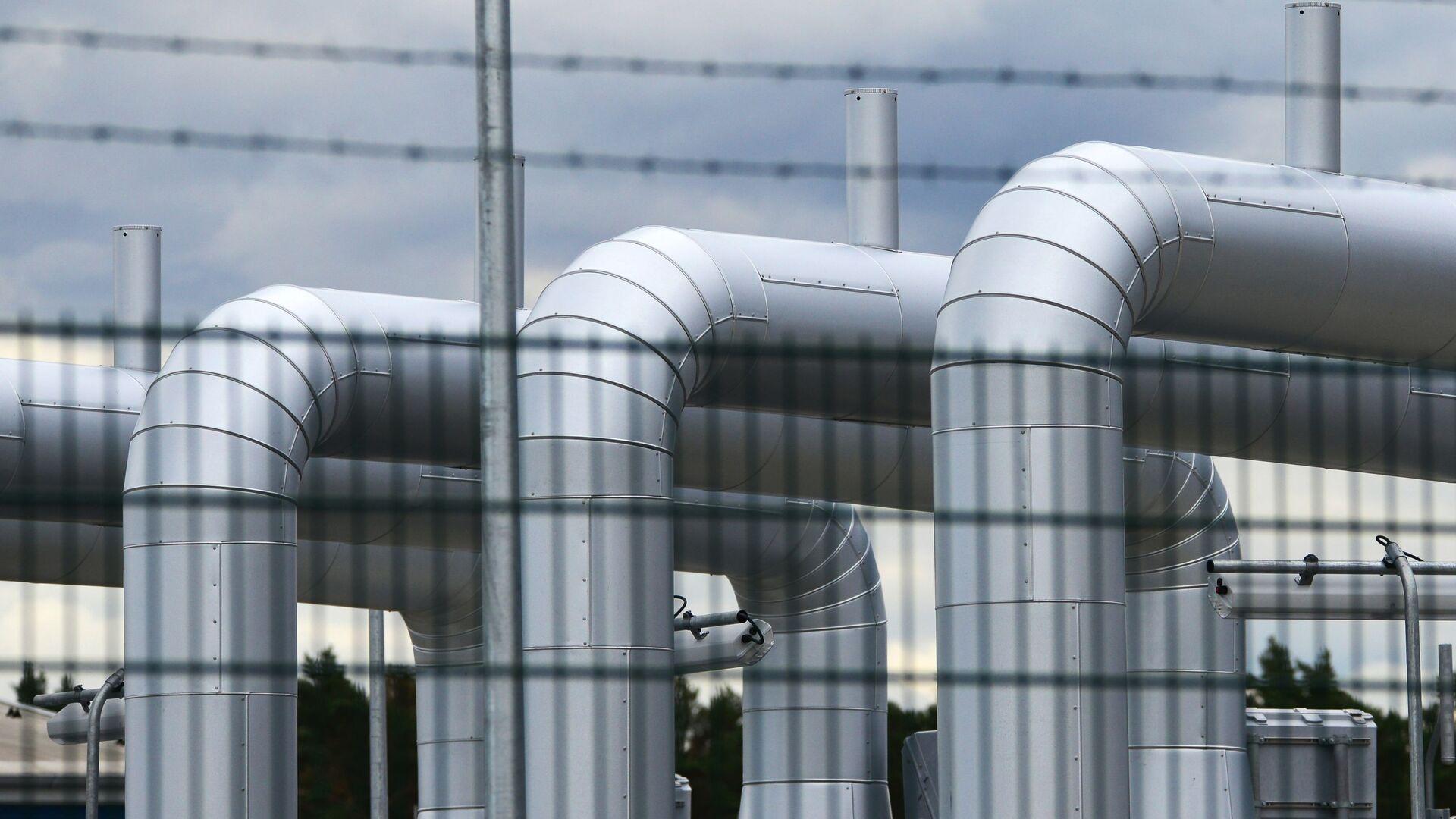 La construcción del gasoducto Nord Stream 2 - Sputnik Mundo, 1920, 31.03.2021