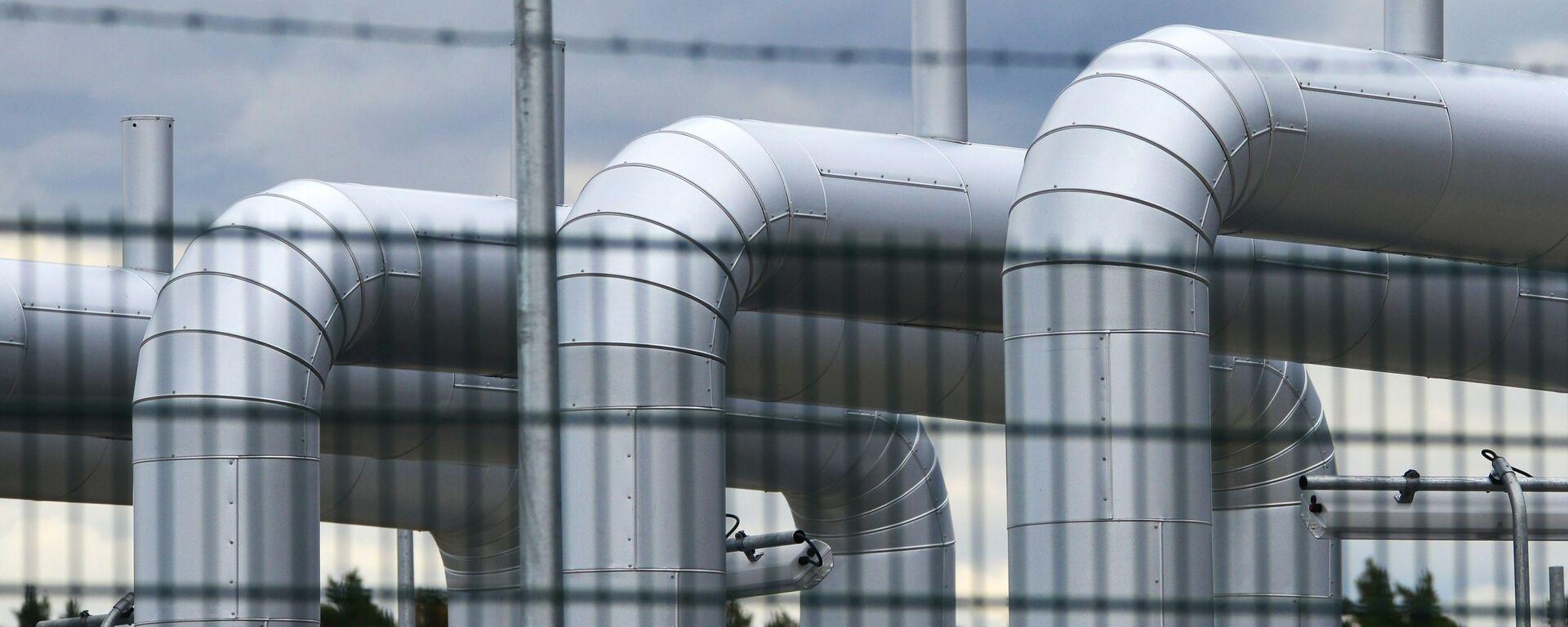 La construcción del gasoducto Nord Stream 2 - Sputnik Mundo, 1920, 10.09.2021