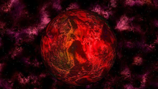 Universo (imagen referencial) - Sputnik Mundo