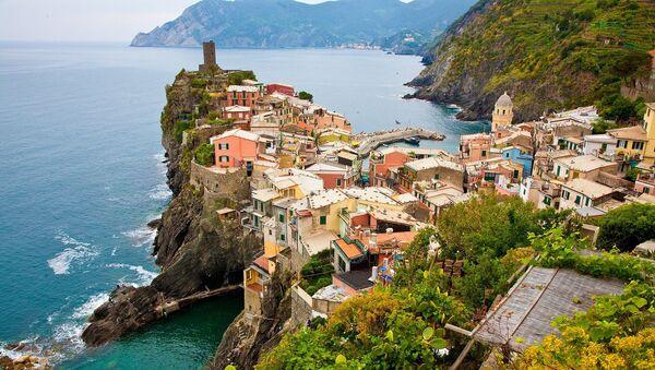 Un pueblo italiano, referencial - Sputnik Mundo