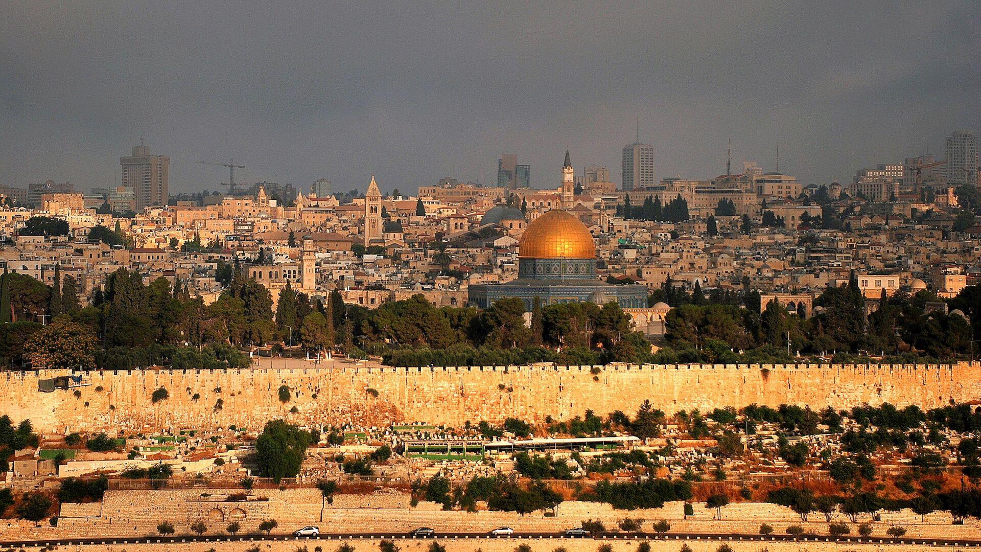 Jerusalén, Israel - Sputnik Mundo, 1920, 18.03.2021