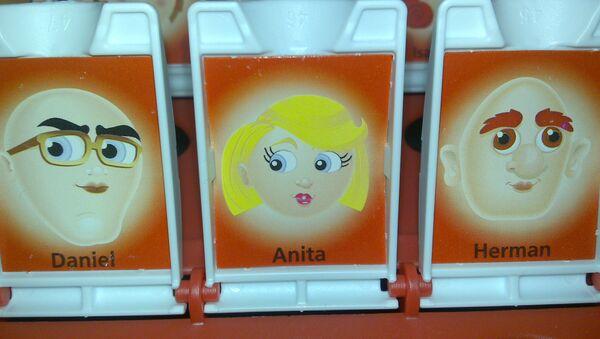 Un juego de mesa - Sputnik Mundo