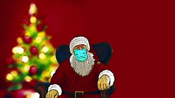 Navidad en pandemia de COVID-19 - Sputnik Mundo
