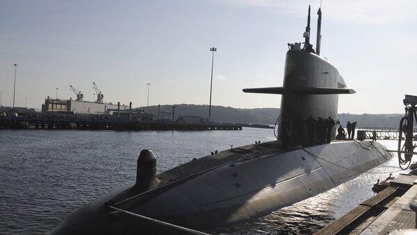 El submarino Warlus de las Fuerzas Armadas de los Países Bajos - Sputnik Mundo