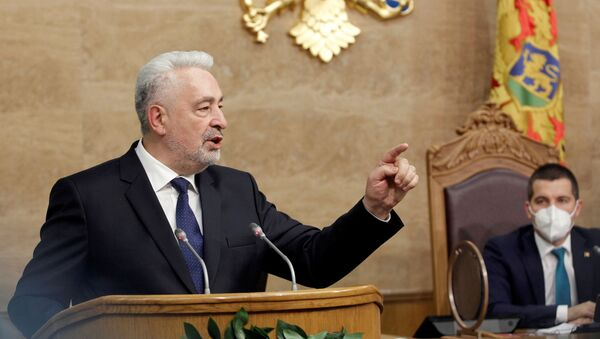 Zdravko Krivokapic, primer ministro de Montenegro - Sputnik Mundo