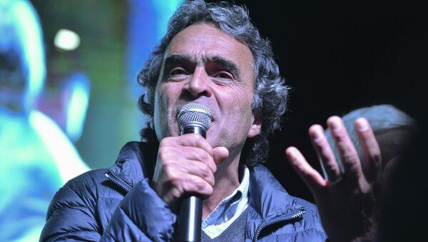 Sergio Fajardo, excandidato presidencial colombiano - Sputnik Mundo