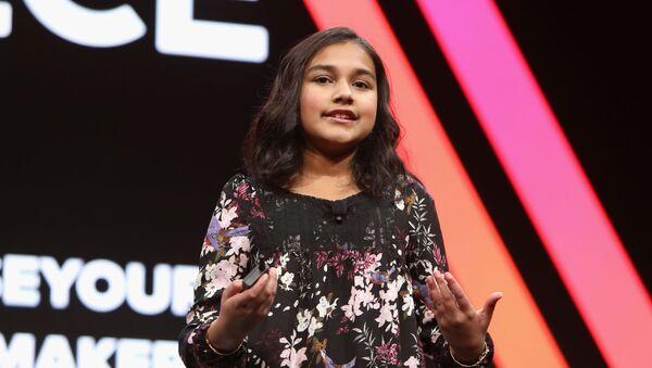 Gitanjali Rao, inventora, autora, científica estadounidense - Sputnik Mundo