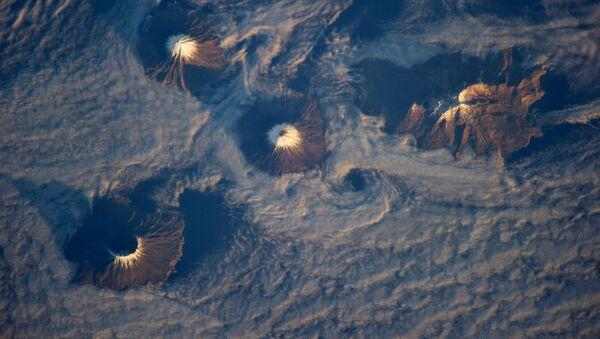 Las islas de los Cuatro Volcanes - Sputnik Mundo