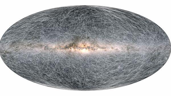 El mapa más detallado del universo - Sputnik Mundo