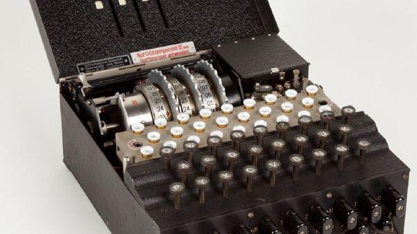 La máquina Enigma  - Sputnik Mundo