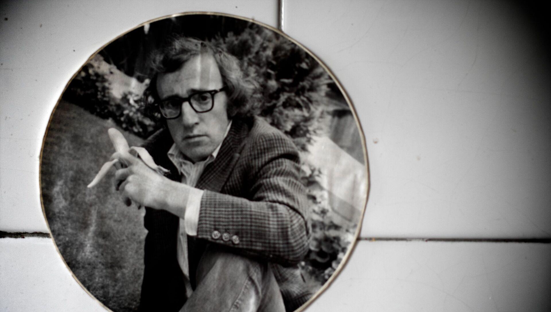 Una imagen de Woody Allen - Sputnik Mundo, 1920, 06.12.2020