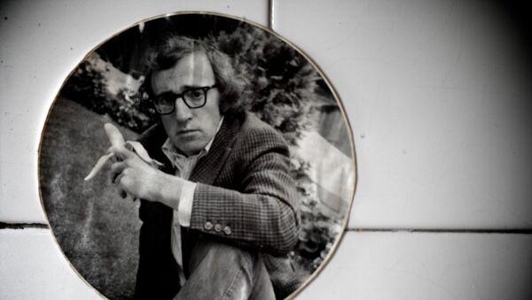 Una imagen de Woody Allen - Sputnik Mundo