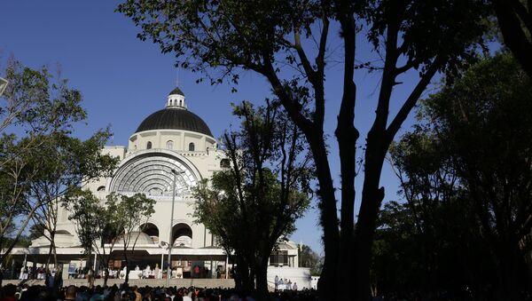 La Catedral de Nuestra Señora de los Milagros (Caacupé) en Paraguay (archivo) - Sputnik Mundo