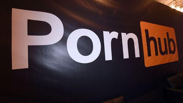 Logo de Pornhub - Sputnik Mundo